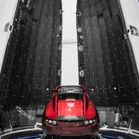 El Tesla Roadster que irá a Marte está listo y Elon Musk nos lo muestra en todo su esplendor