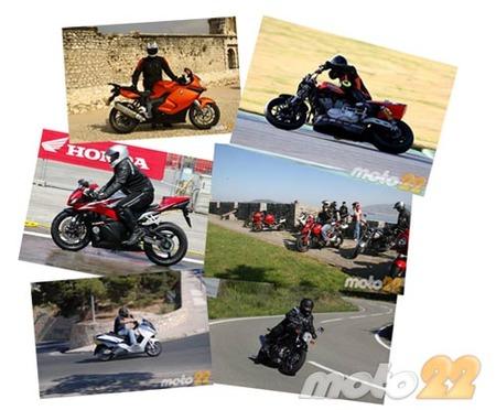 Lo mejor de 2009, las pruebas de Moto22