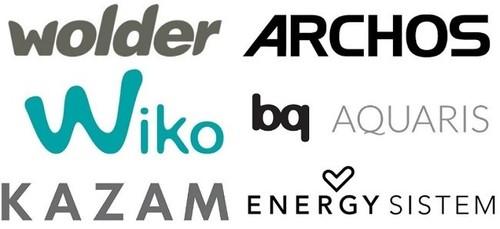 bq, Wiko, Energy, Wolder, Kazam y Archos triunfan entre los OMVs. Conoce sus diferencias