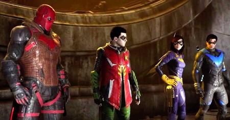 Grupo de protagonistas de Gotham Knights