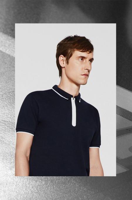 Detalles en contraste predominan en los esenciales de Zara para el mes de abril