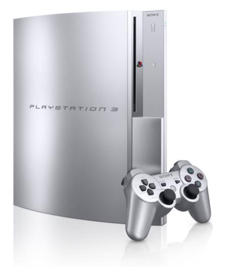 Playstation 3 en plata para Japón