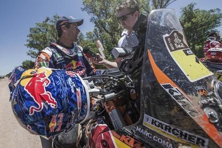 Marc Coma consigue su quinto Dakar y entra en la historia
