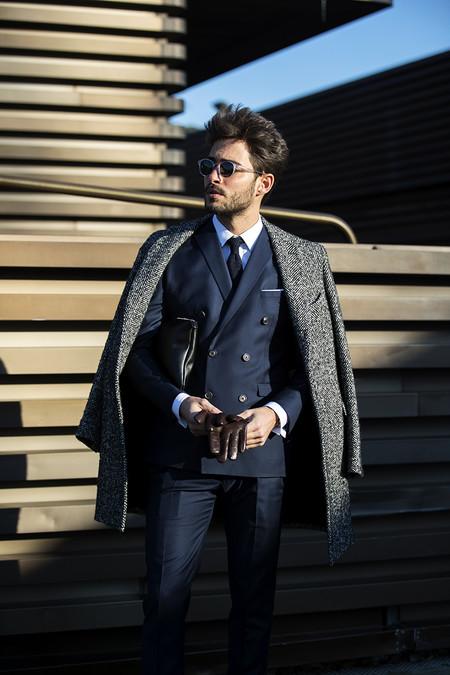 Cómo elegir el traje más adecuado según tu silueta