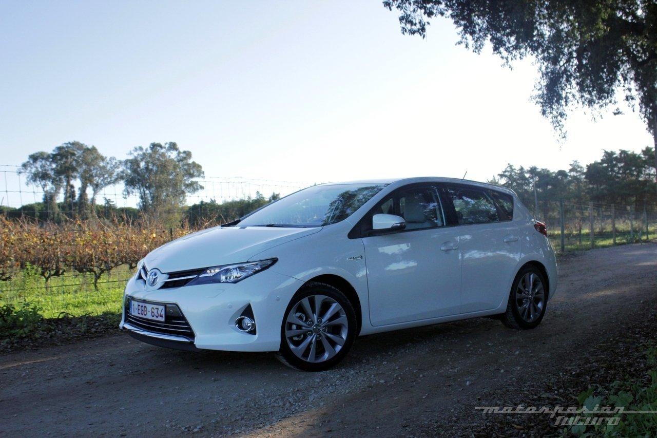 Foto de Toyota Auris Hybrid 2013 (11/21)