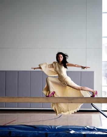 Foto de Lucy Liu en Harper's Bazaar (3/9)