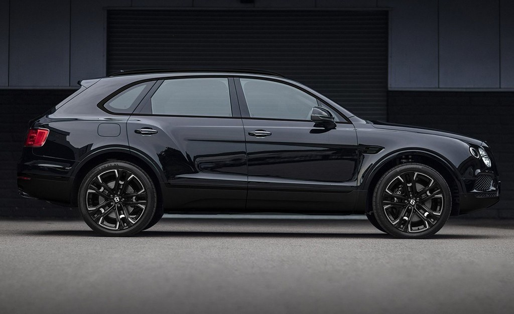 Foto de Bentley Bentayga Centenary Edition por Kahn Design (2/12)