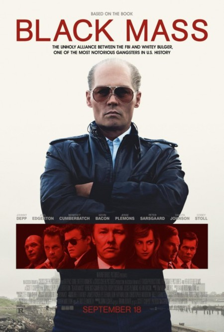 Cartel definitivo de Black Mass