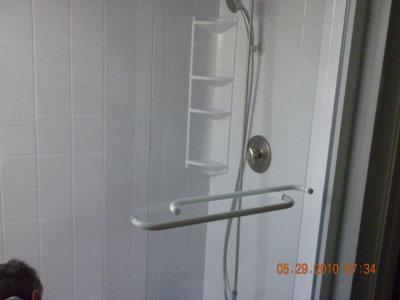 Si tienes mucho calor, no te duches con agua muy fría