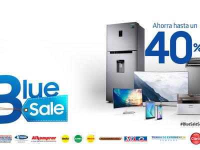Samsung Colombia inicia temporada de descuentos con el evento Blue Sale
