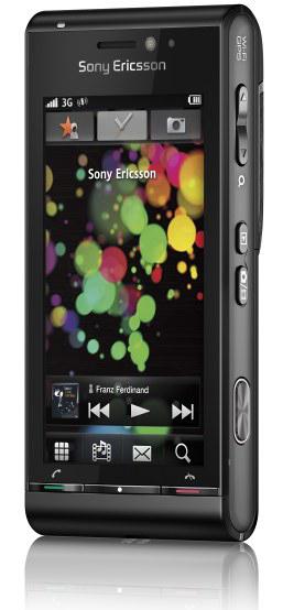 Sony Ericsson Idou, con cámara de 12 megapíxeles