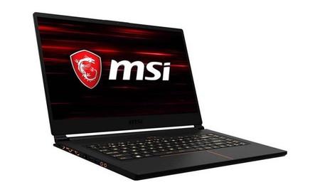 Para no renunciar a potencia gaming ni a delgadez y ligereza, el MSI GS65 Stealth Thin 8RE-604XES te sale por 190 euros menos en eBay