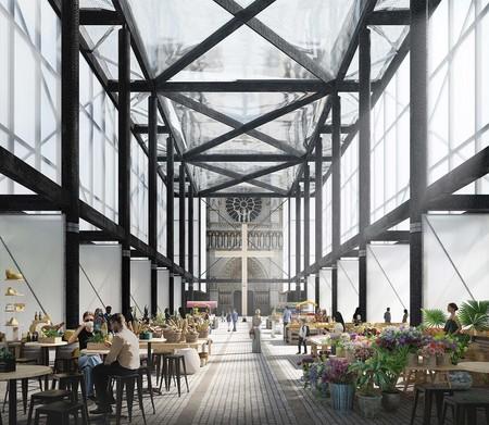 Notre Dame Pavillon