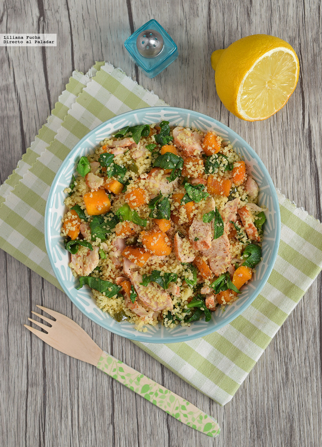 Comer sano en Directo al Paladar (XLI): el menú ligero del mes