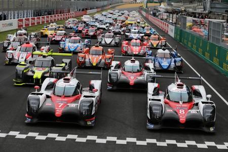 24 datos de Toyota en las 24 horas de Le Mans