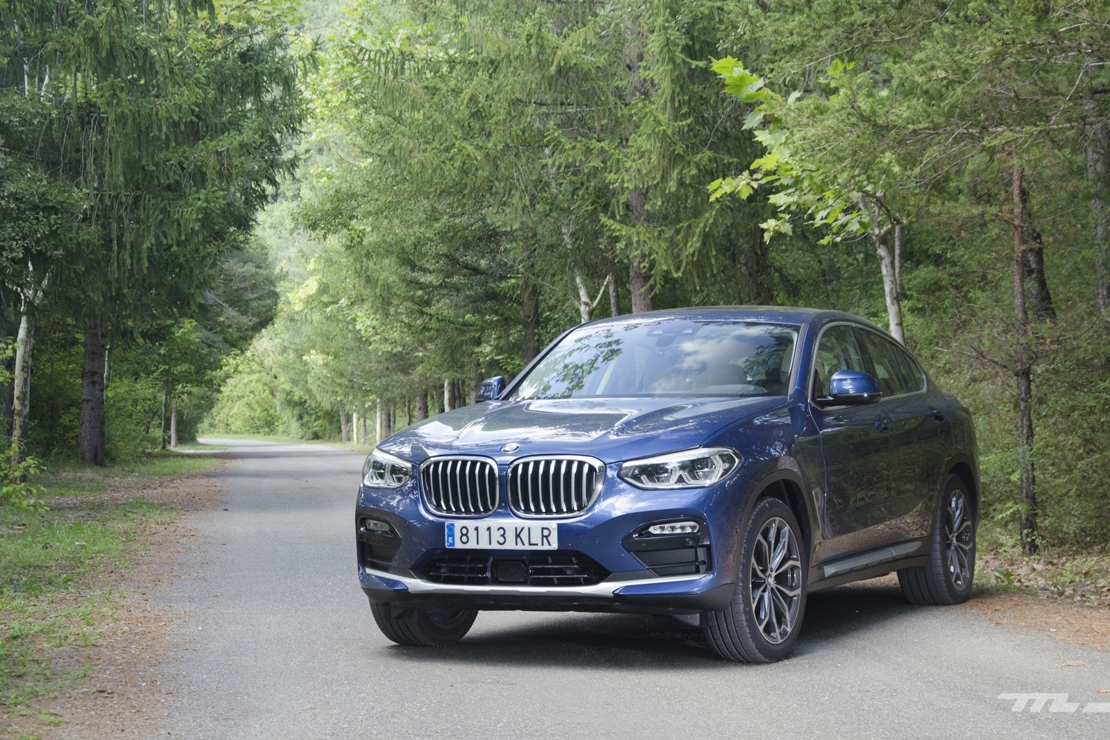 Foto de BMW X4 2018, prueba (13/65)