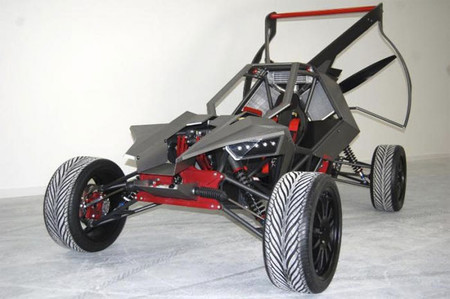 Parajet SkyRunner: un vehículo para disfrutar por tierra y aire