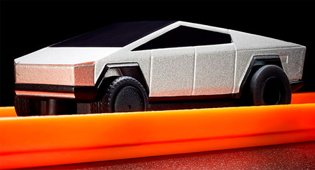 Hot Wheels R/C Cybertruck