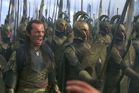 Elrond Senor De Los Anillos Conlangs
