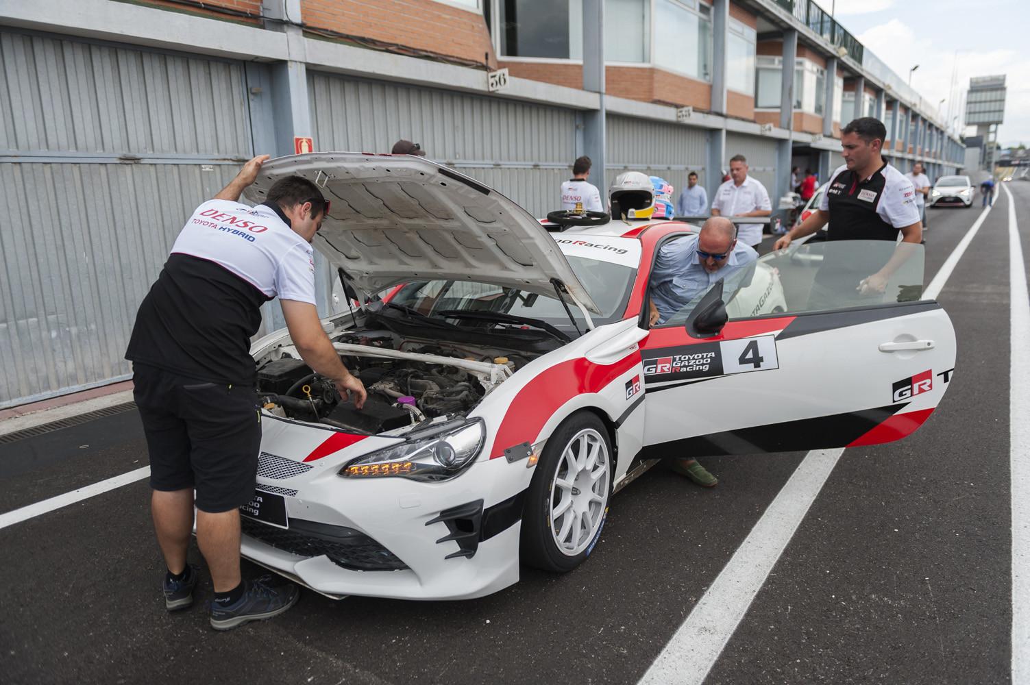 Foto de Toyota Gazoo Racing Experience (55/98)