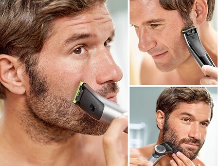 Ofertón en la recortadora Philips OneBlade Pro cara y cuerpo QP6620/30, que baja su precio a 69,99 euros en Amazon