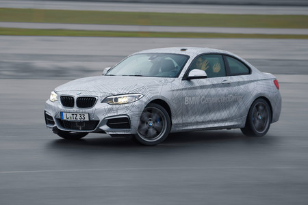 Sobreviraje Autonomo BMW
