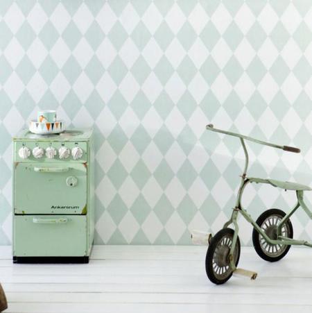 ideas de cmo decorar las paredes de un dormitorio infantil