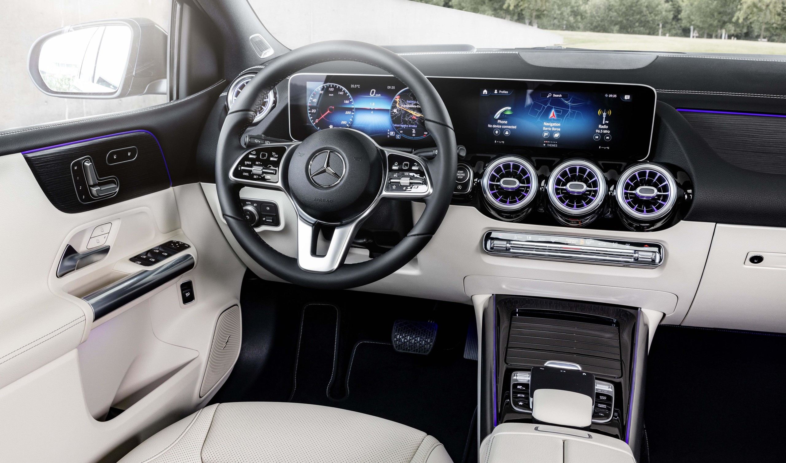 Foto de Mercedes-Benz Clase B 2019 (14/17)