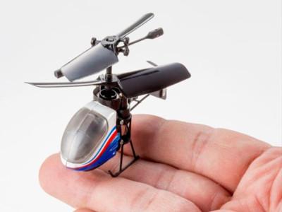 Nano Falcon es el helicóptero radiocontrol más pequeño del mundo