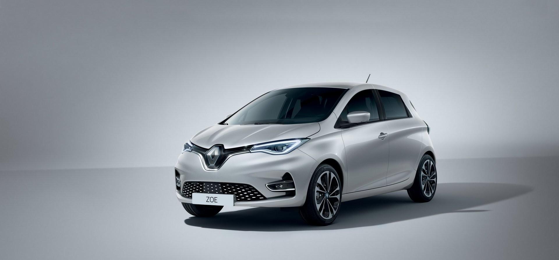 Foto de Renault Zoe 2020 (9/23)