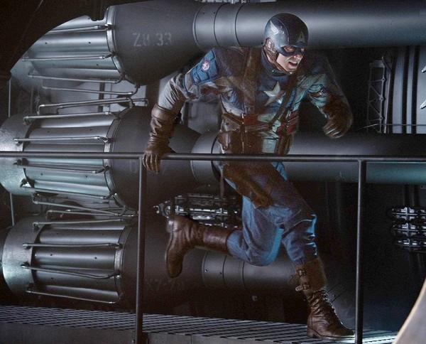 Foto de 'Captain America: The First Avenger', últimas fotos (10/11)