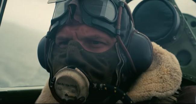 Dunkerke Tom Hardy