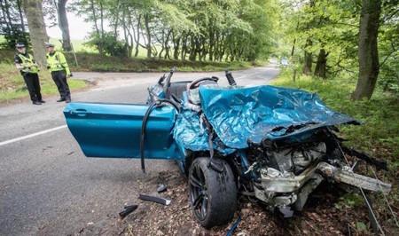 Dolorpasión™: Un enorme recordatorio de que el dinero y un BMW M2 no te hacen un profesional del volante
