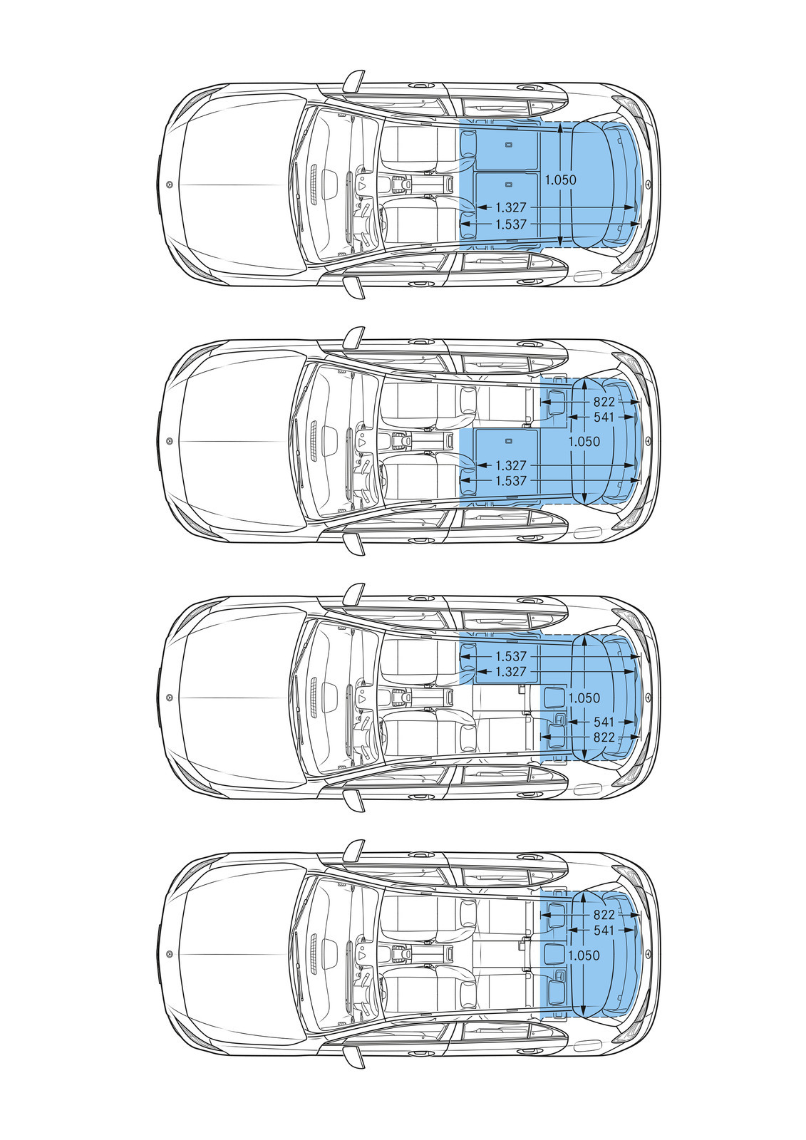 Foto de Mercedes-Benz Clase A 2018 (111/139)