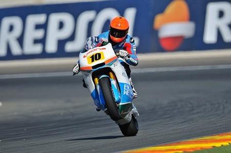 Jesko Raffin Moto2 Fim Cev Repsol 2014