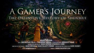 A Gamer's Journey: The Definitive History of Shenmue nos contará la historia de la saga
