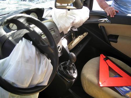 accidente cinturon