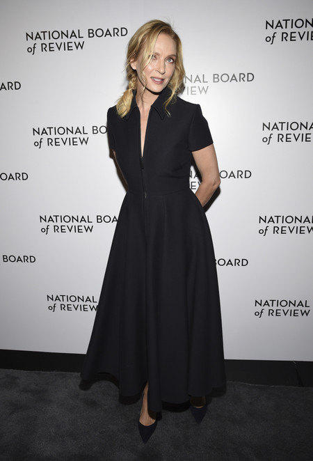 Uma Thurman National Board of Review