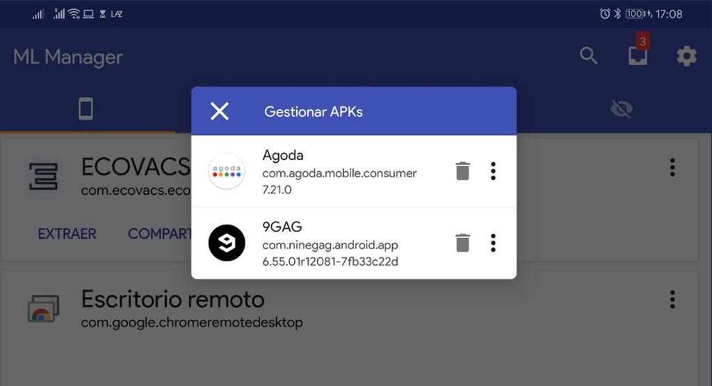 Cómo compartir una app <strong>Android℗</strong> como APK»>     </p> <p>Una de las mejorías de <strong>Android℗</strong> es que es relativamente sencillo <strong>compartir apps sin tener que depender de la tienda</strong>. Esto es probable gracias a que las apps se pueden instalar fácilmente desde <a href=
