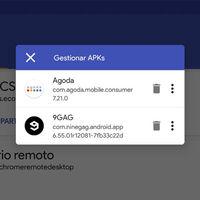 Cómo compartir una aplicación Android como APK