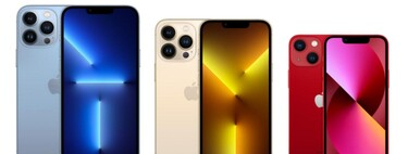 Dónde comprar los iPhone 13, 13 Mini, 13 Pro y 13 Pro Max más baratos: comparativa ofertas con Movistar, Vodafone, Orange y Yoigo