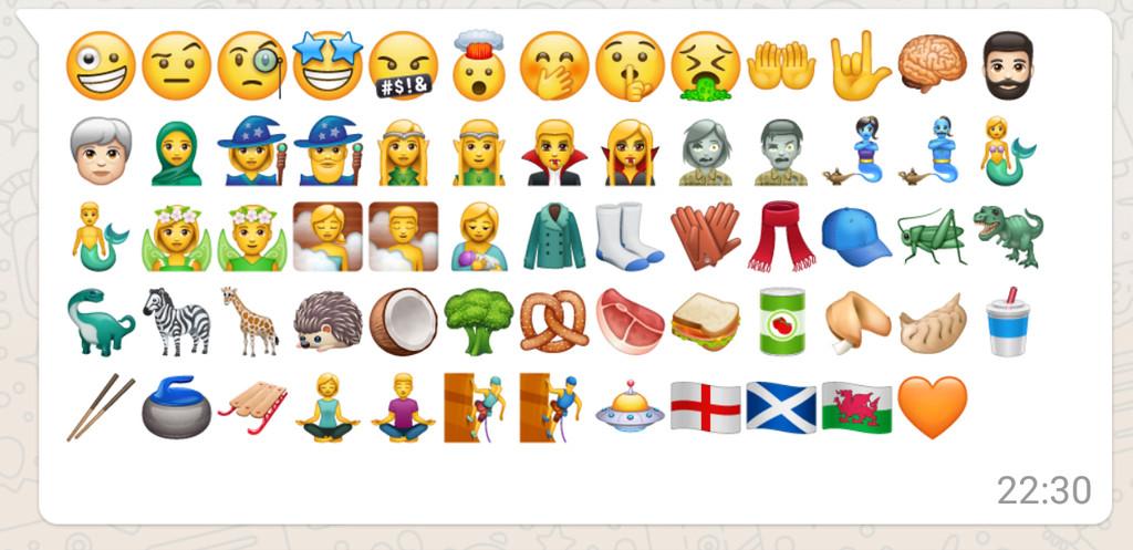 Whatsapp Emojis