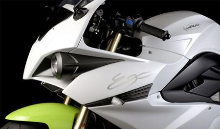 CRP anuncia el inico de las pruebas de la moto eléctrica Energica Ego