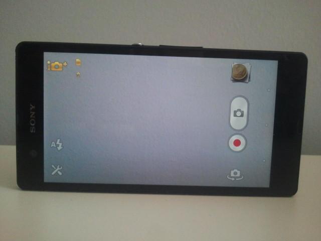 configuración Sony Xperia™ Z