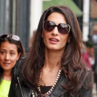 Es ella, Amal Alamuddin y su estilo antes de la boda con Clooney