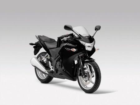 Honda CBR 250 R Negra