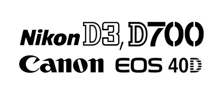 Nuevos Firmwares para las Nikon D3, D700 y la Canon 40D