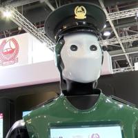 El primer robot policía ya está listo para la acción, esta semana inicia operaciones en Dubai