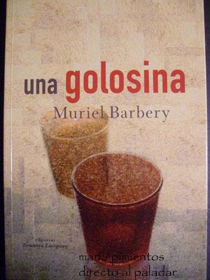 Una Golosina de Muriel Barbery