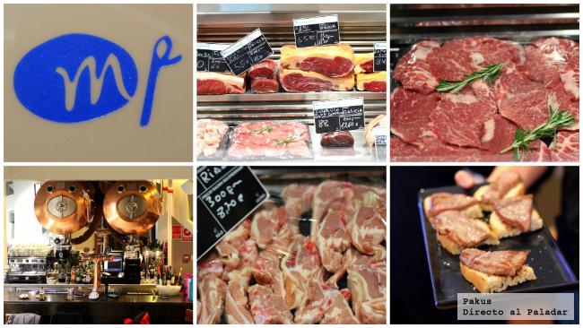 carnes materia prima